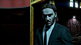 How To Make John Wick In Grand Theft Auto Five {Character Creation}