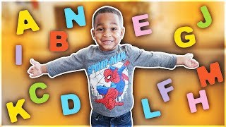 Learning COLORS, NUMBERS, & ABC's For Kids With DJ's Clubhouse