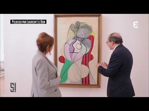 Spéciale Picasso : L' Interview de Laurent Le Bon - Stupéfiant !