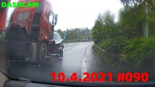 Car Crash Dash Cam Caught Road Rage Bad Driver Brake Check Driving Fails Compilation 090