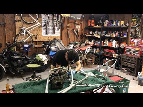 1974 Bultaco Pursang Restoration Ep1