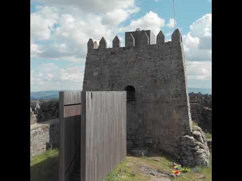 Os Castelos das Aldeias Históricas de Portugal