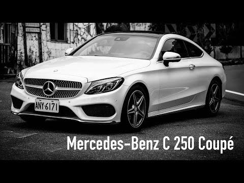 Mercedes-Benz C-Class Coupe 雙門勁車 試駕- 廖怡塵【全民瘋車Bar】30