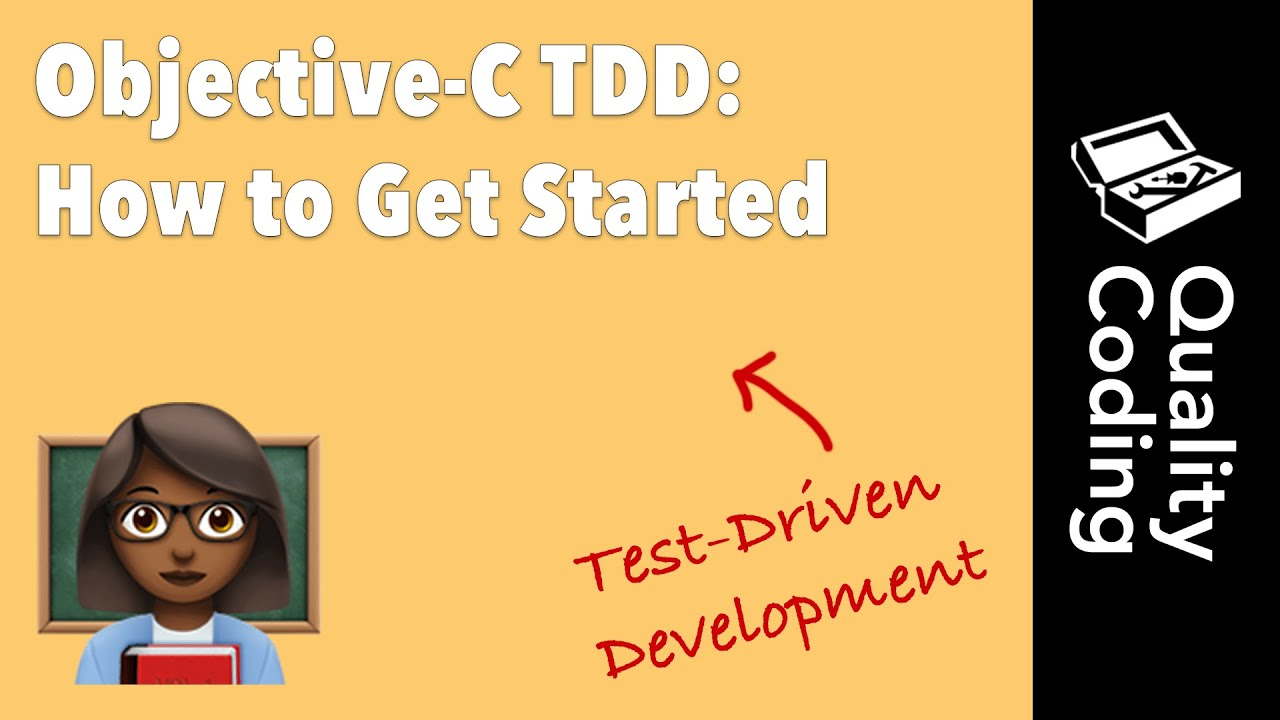 Objective-C TDD: How to Get Started
