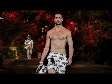 Dolce & Gabbana | Spring/Summer 2020 | Menswear | Milan Fashion Week