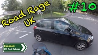 UK Bad Drivers, Road Rage, Crash Compilation #10 [2015]