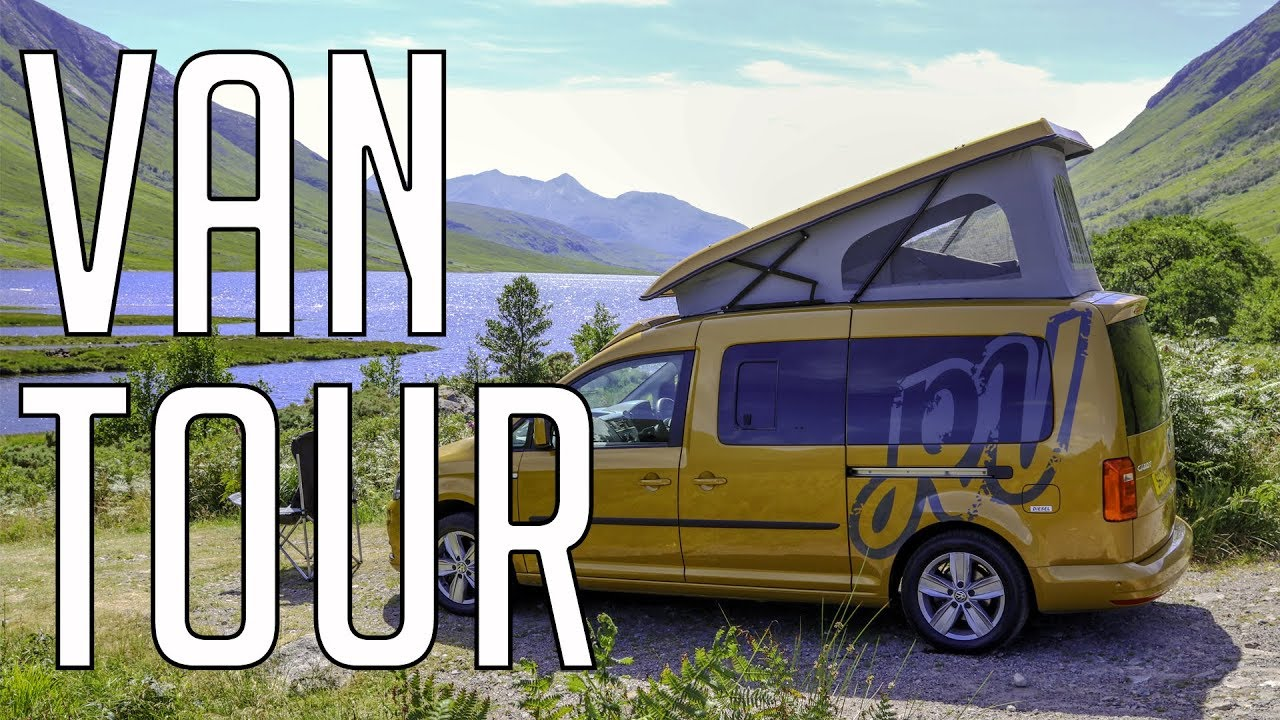 Mini Camper | Rockin Vans