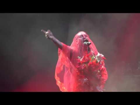 Marilyn Manson LIVE Coma White - Tokyo, Japan 2016