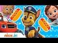 Summer Fun Hot Dog Song 🌭 w/ PAW Patrol, Dora the Explorer, Blaze & More! | Nick Jr.