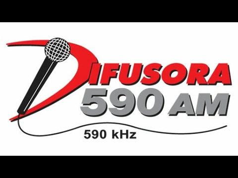 Prefixo - Rádio Difusora 590 KHz - Curitiba - PR