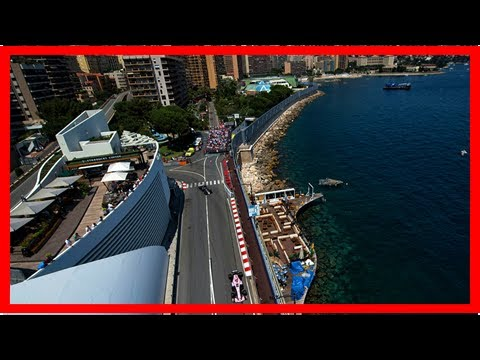 Monaco layout could be tweaked for 2025 By J.News