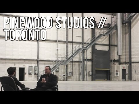 Pinewood Toronto Studios Profile - The Seventh Art