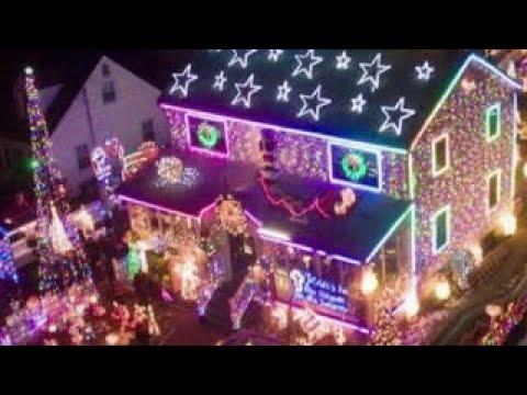 Complaints over charity Christmas lights - Complaints Over Charity Christmas Lights - YouTube