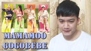 MAMAMOO - 고고베베 (gogobebe) MV REACTION