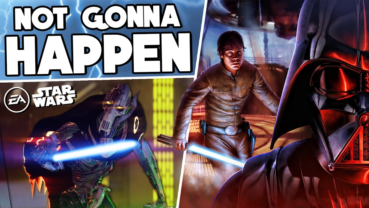 No, EA - I'm Not Going to Shill for your Star Wars Games (Sorry... but not really)