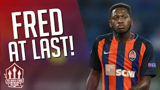 Fred Manchester United Transfer Official Tomorrow! Man Utd Transfer News