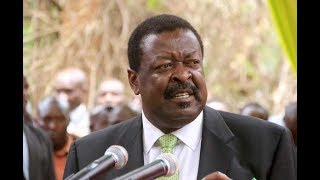 Mudavadi makes fun of Eugene Wamalwa for joining Jubilee