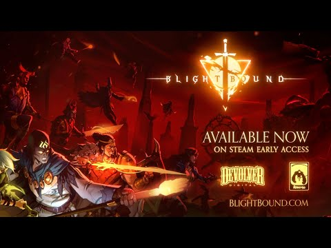 Blightbound - Now in Steam Early Access