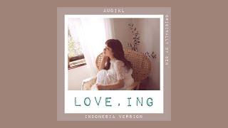 BEN 벤 _ LOVE, ING (Indonesian Version)
