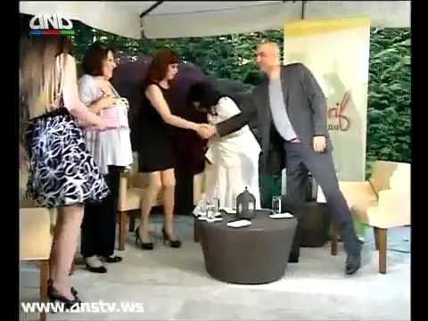 "Mubariz Mansimov - ANS TV "" Zarif Cersenbe "" ANONS"