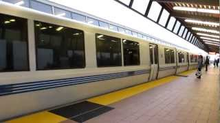 BART Fruitvale Station Oakland California Bay Area Rapid Transit