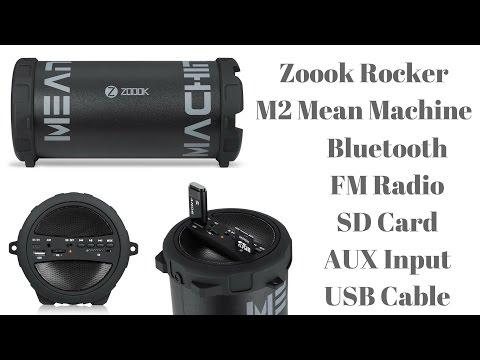 Hindi   Zoook Mean Machine 5in1 speaker Full n Final Review   Sharmaji Technical