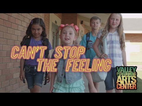 Cant Stop the Feeling  Justin Timberlake TROLLS,   Valley Childrens Choir