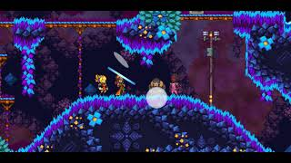 Iconoclasts - Ash Boss Fight