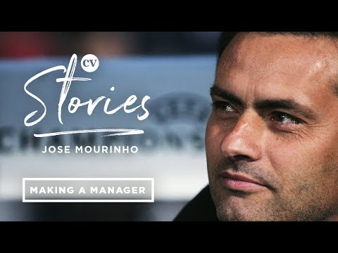 José Mourinho | Chapter One: Winning the UEFA Cup and Champions League with Porto | CV Stories