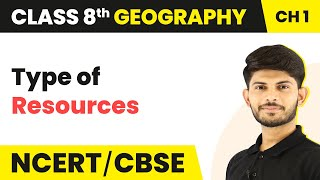 Types of Resources | Geography | Class 8th  | Magnet Brains