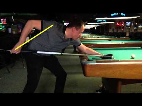 Shane Van Boening Break Technique Analysis by Dr. Dave