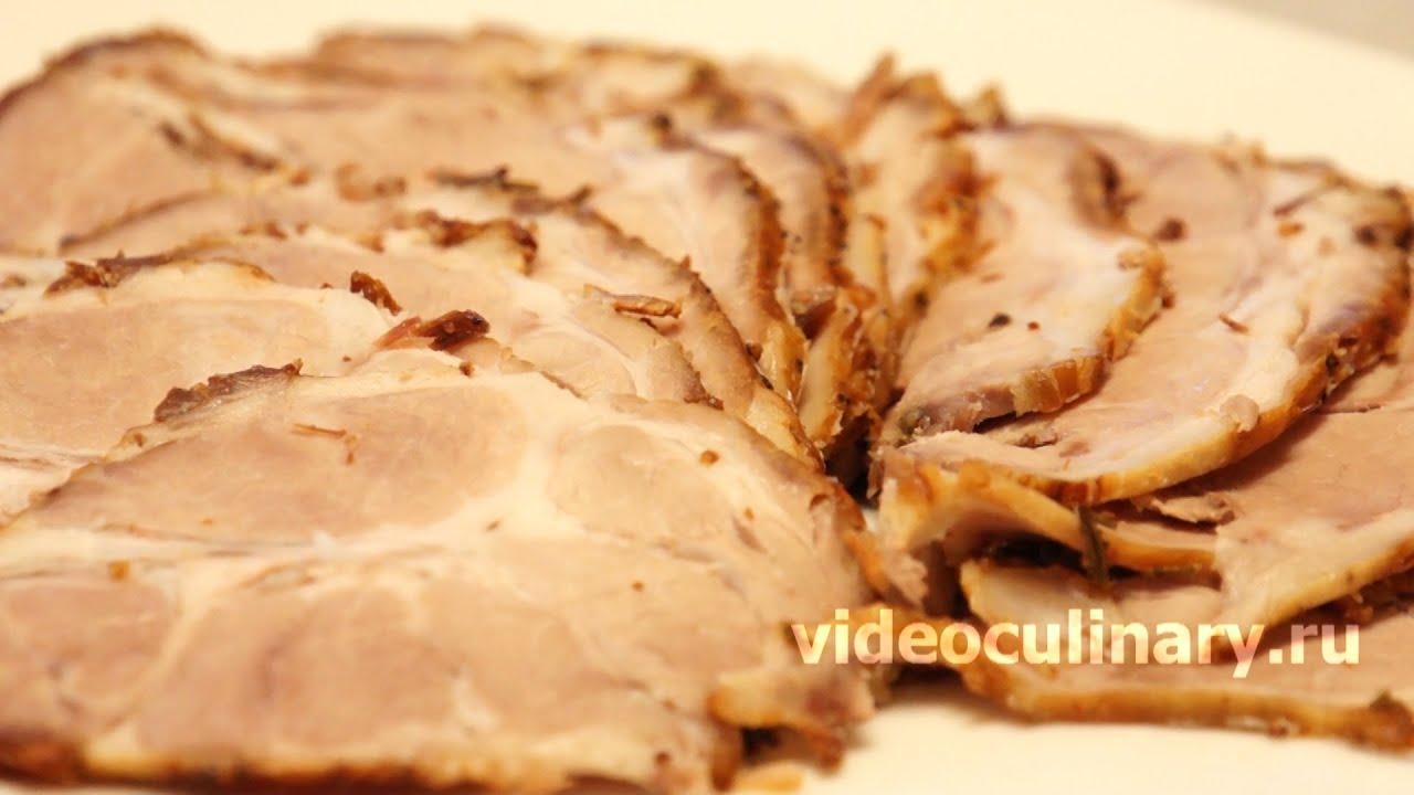 Жарка свинины на сковороде рецепт