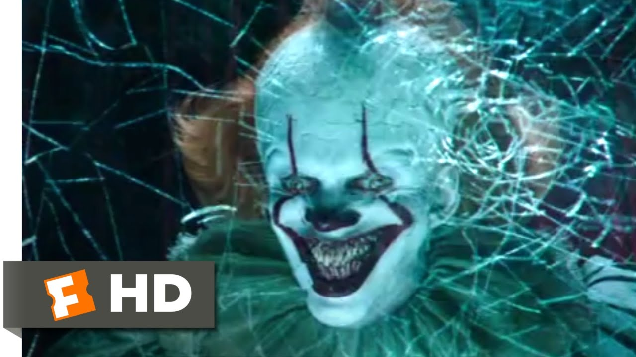 It: Chapter Two (2019) - House of Mirrors Scene (7/10) | Movieclips