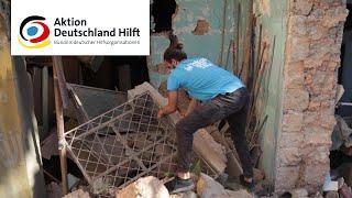 Explosion Beirut/Libanon: Aktion Deutschland Hilft TV-Spot (30 sek.)