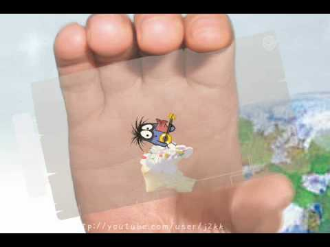animated business card virtual reality2d motion graphic animation_jinho kang youtube - Animated Business Cards