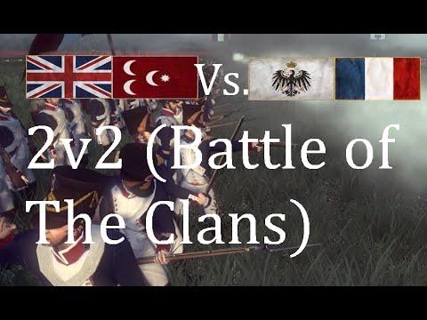 napoleon-total-war-online---2v2-(battle-of-the-clans)