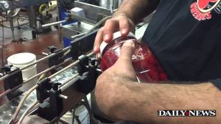 60-year-old Maraschino Cherry Factory In Brooklyn Gets Makeover