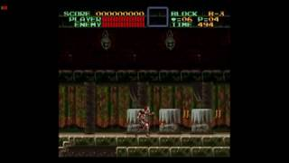 Let's Play Super Castlevania IV (with commentary) Part 6