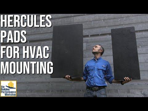 HVAC Equipment Pads For Performance