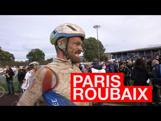 2021.10.03 En immersion avec le Team TotalEnergies - Paris-Roubaix