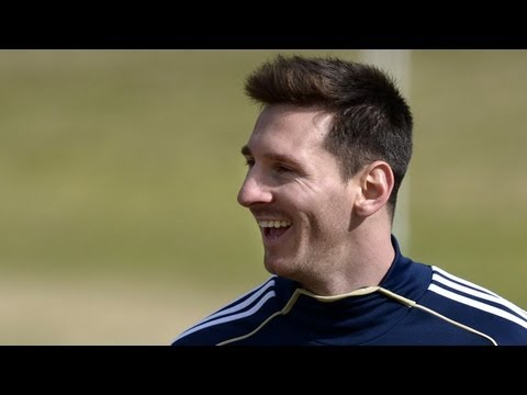 Lionel Messi backs Madrid 2020 Olympics bid