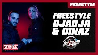 Djadja & Dinaz en freestyle #PlanèteRap thumbnail