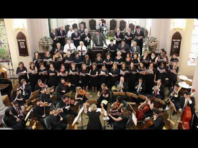Cantata Sinfonia de Louvor - IPUSP - [05/10] - A Cristo Adorai / Adorai o Rei da Glória