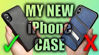 My iPhone XS Case: Goodbye Zizo, Hello ZeroLemon
