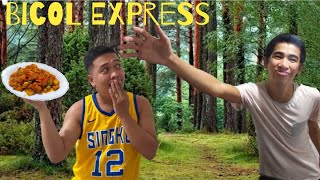 #Bicol Express(Bicolano dish)