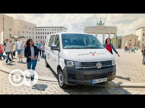 #Germany Decides – German election road trip | DW Documentar