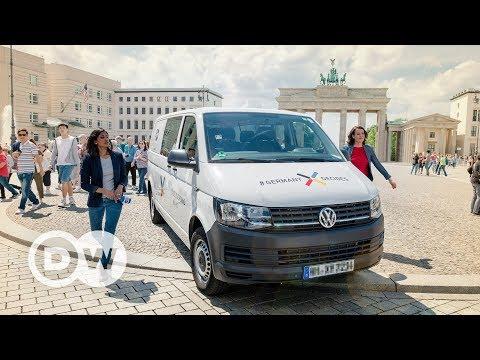 #Germany Decides – German election road trip   DW Documentary