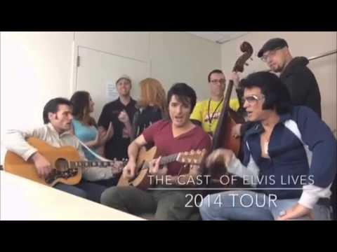 Such A Night - Elvis Lives Tour