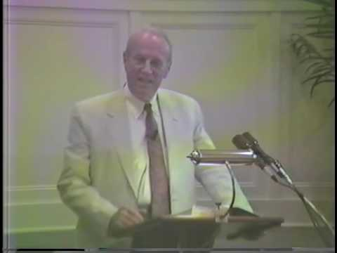Dr. S. Lewis Johnson - The Purposes of God // Genesis 1:1-3 // The Creation
