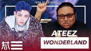 "Baixar The Kulture Study: ATEEZ ""Wonderland"" MV"